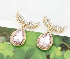Glitz N Pieces €12 - Lake Sunset Earrings http://bit.ly/1w2TMPH