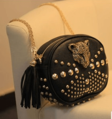 Glitz N Pieces €41 - Leopard Bag http://bit.ly/1w38Wo2