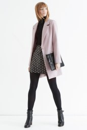 Oasis €119 - The Katy Coat (also available in Pale Blue, Yellow, Red or Grey Tweed) http://bit.ly/14ISArV