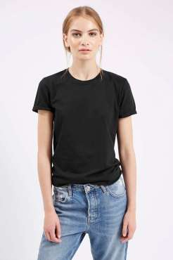Topshop €16 - Roll Up Tee http://bit.ly/1WcDfZj