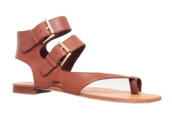 Vince Camuto €110 - Moverz Flat Sandals http://bit.ly/1DmS1xr