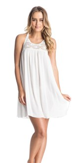 Roxy €65 - Sand Dollar Dress http://bit.ly/1LLYvud
