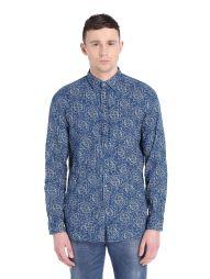 S Gorgial Patterned Shirt, €155 http://bit.ly/1Cdpiib