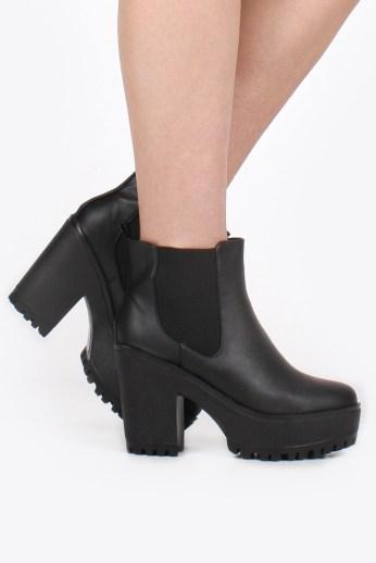 Yayer €42.14/£30 - Kizzy Chunky Platform Boots http://bit.ly/1BlDFMe