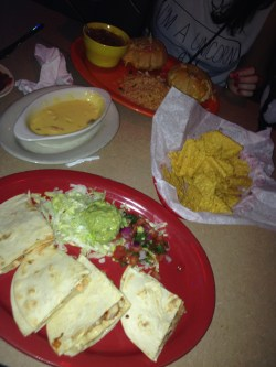 Baby A's - Triple Stack Quesadillas, Nachos, Queso, Puffy Tacos