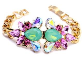 Glitz N Pieces €17 - Bloom Bracelet http://bit.ly/1erTnSQ