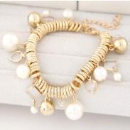 Glitz N Pieces €14 - Lana Charm Bracelet http://bit.ly/1IRLpwh