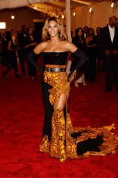 2013 MET Costume Gala - wearing GIvenchy Couture