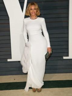 2015 Oscars - wearing Stella McCartney