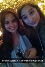Roisin and I