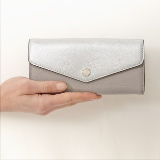 Michael Kors €150 - Greenwich Leather Wallet http://bit.ly/1RmzT2n