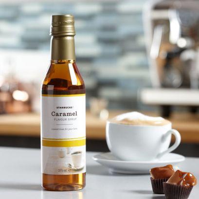 Starbucks €5 - Caramel Flavour Syrup http://bit.ly/1Mgu4fe