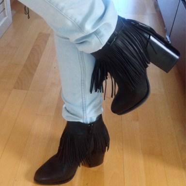 ALDO €68 - Tahlia Fringed Boots http://bit.ly/22ympoj