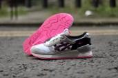 ASICS Gel Respector Grey Pink, €91/£70 http://bit.ly/1L3mNQP