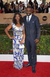 Daughter Isan & Idris Elba