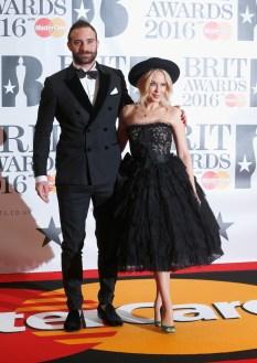 Joshua Sasse & Kylie Minogue