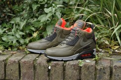 Nike Air Max 90 Sneakerboot Winter, €117/£90 http://bit.ly/1X8msDh