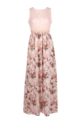 Boohoo €34 - Hayley Lace Top Floral Chiffon Maxi Dress http://www.boohoo.com/new-in/hayley-lace-top-floral-chiffon-maxi-dress/invt/dzz87128