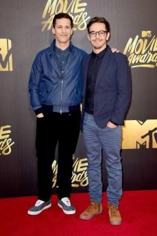 Andy Samberg & Jorma Taccone