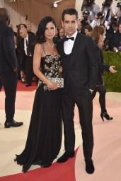 Claudine & Colin Farrell
