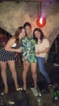 Caoimhe, myself and Ciara