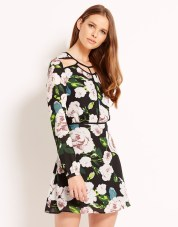 Fashion Union @ Next €41 - Cut Out Skater Dress http://ie.nextdirect.com/en/gl61424s10#L46756