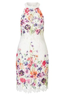 Lipsy @ Next €96 - Floral Print 2 In 1 Lace Dress http://ie.nextdirect.com/en/g572220s1#L41412