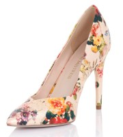 Little Mistress €68/£52 - Floral Multi Courts http://bit.ly/28KLrsp