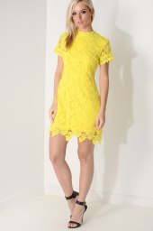 Dresses.ie €52 - High Neck Lace Dress https://www.dresses.ie/dress-high-necked-lace-dress-D176433/