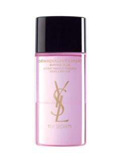 YSL €29 - Top Secrets Expert Make-Up Remover Eyes & Lips http://bit.ly/2d4cPcy