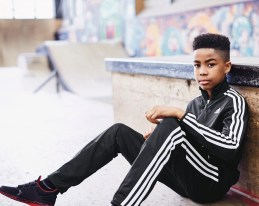 Next, from €60 - adidas Originals Black 3 Stripe Tracksuit http://ie.nextdirect.com/en/g642614s1