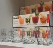 Designist, €20 - Kikkerland Bartending Glasses https://shop.designist.ie/products/bartending-glasses