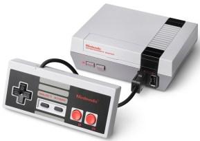 Smyths Toys, €64.99 - Nintendo Classic Mini: NES http://bit.ly/2fCFXZ3