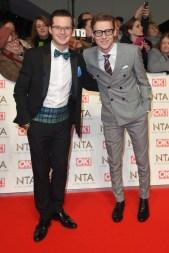 Harry Reid & Jamie Borthwick