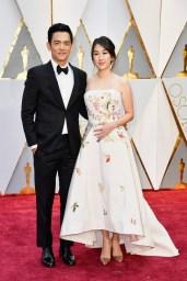 John Cho & Kerri Higuchi