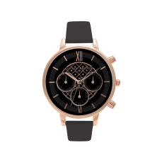 Olivia Burton €189 - Chrono Detail Dot Design Watch http://weirandsons.ie/ladies-olivia-burton-chrono-detail-dot-design-watch.html