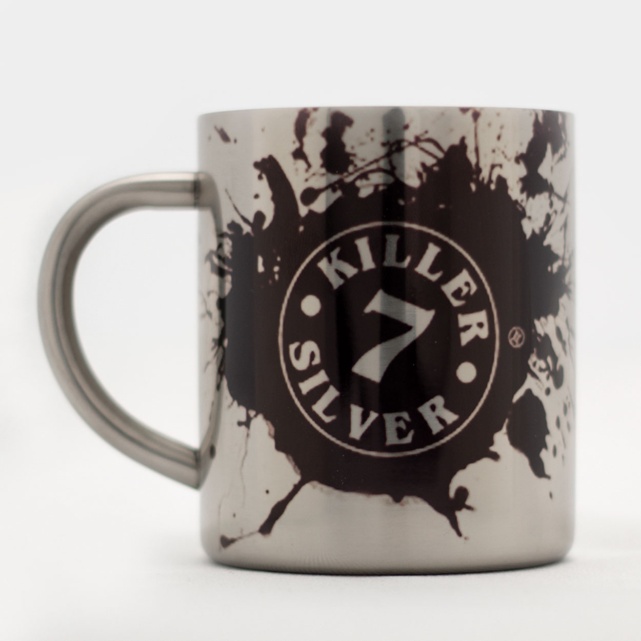 Metal Coffee Mug-Merchandise-KillerSilver