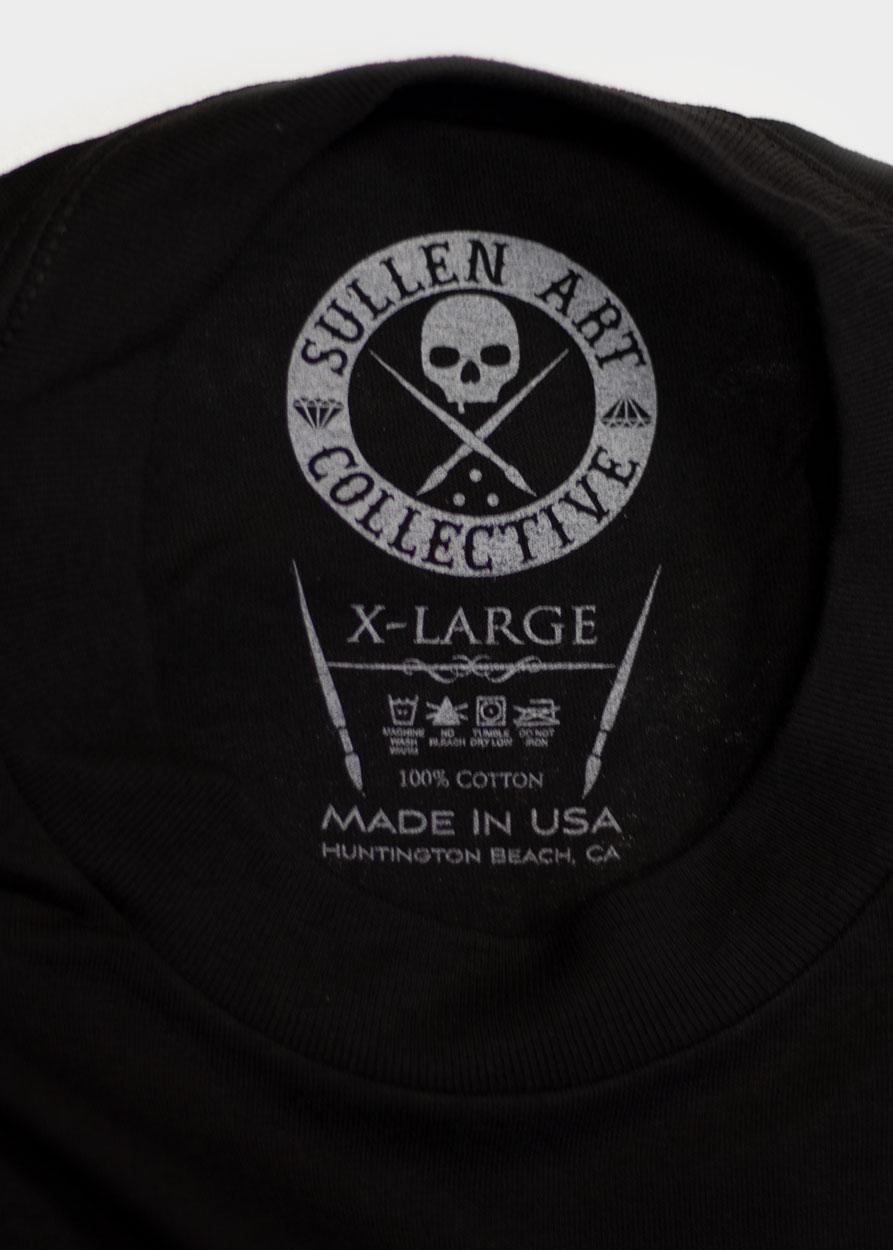 T-Shirts-Caesar Tattoo-Merchandise-Killer Silver