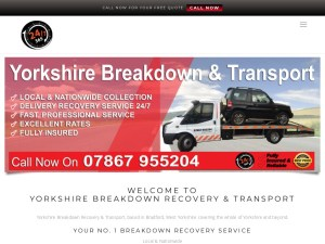 www.yorkshire-breakdown.uk
