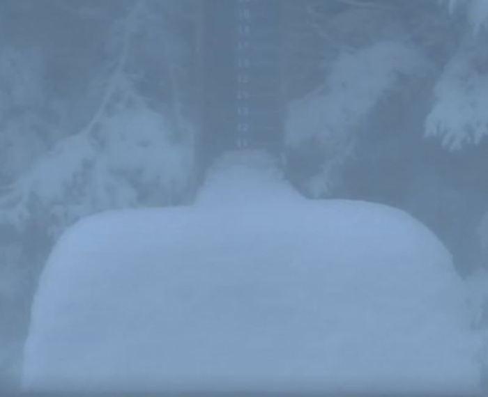 Killington snow stake