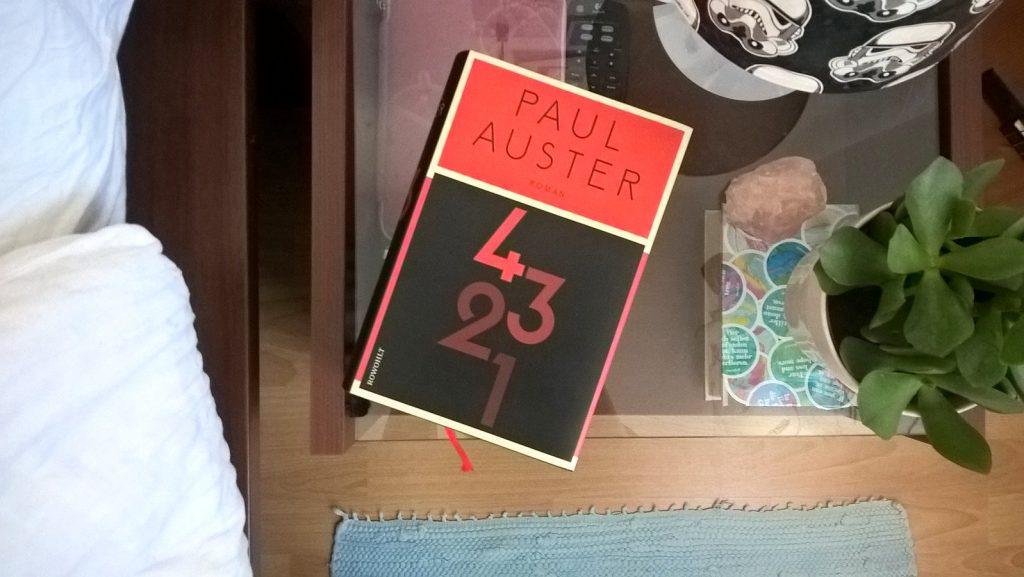 4321 - Paul Auster