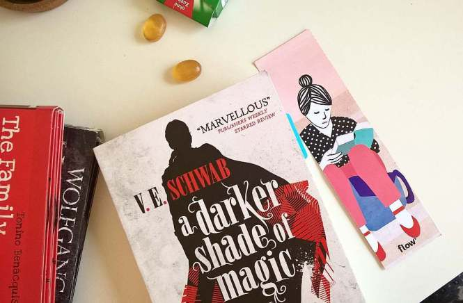 Victoria Schwab, A Darker Shade of Magic