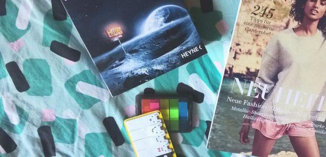 Pagemarker, Buch, Magazin