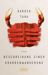 Karosh Taha, Beschreibung einer Krabbenwanderung Cover