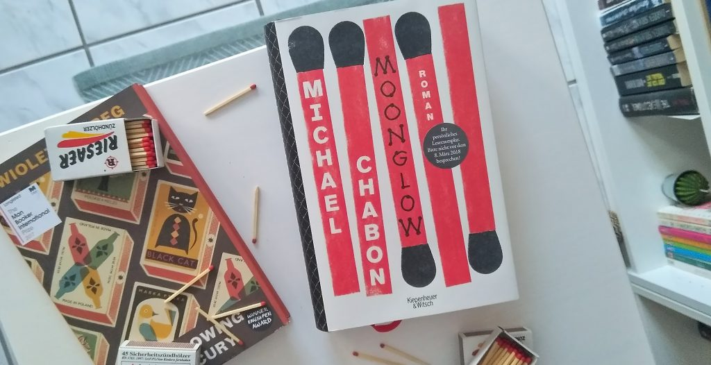 Michael Chabon, Moonglow