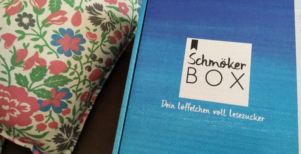 Unboxing: Schmökerbox Juli (Spoiler!)