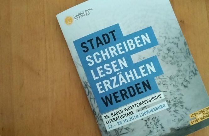 35. Baden-Württembergische Literaturtage