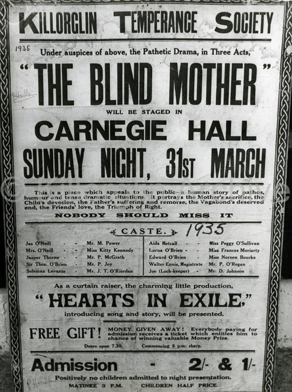 The Blind Mother poster 1935