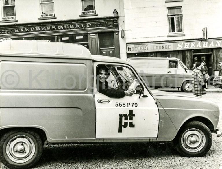 Pat O'Riordan 1984 Postman