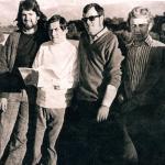 Barry Harmon, Declan Falvey, James Coffee,Foley, Edso Crowley, Pat Lynch